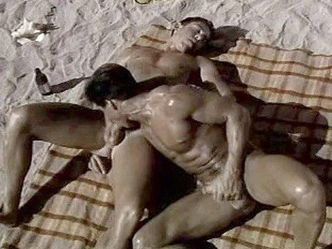 Beach Blanket Boner