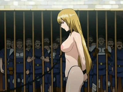 Blonde sex slave get fuck in these hentai clips. Blonde sex slave get make love in these hentai clips by some ugly black monsters