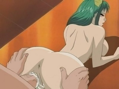 Teasing anal hentai vids with a gorgeous girl from Hentai Video World