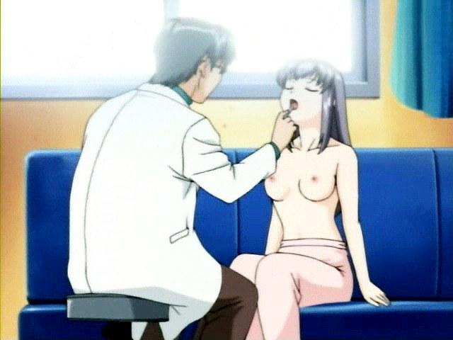 Doc molest patients in hot hentai.