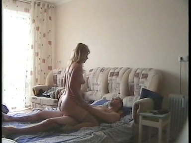 Fucker enjoys the big ass of the blonde coed