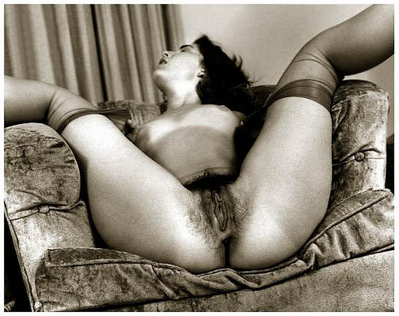 Черно белые порно фото ретро