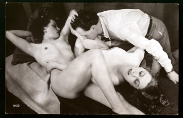 ретро порно архив фото