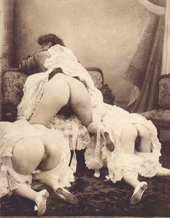 Фото голых дам царской россии и европы