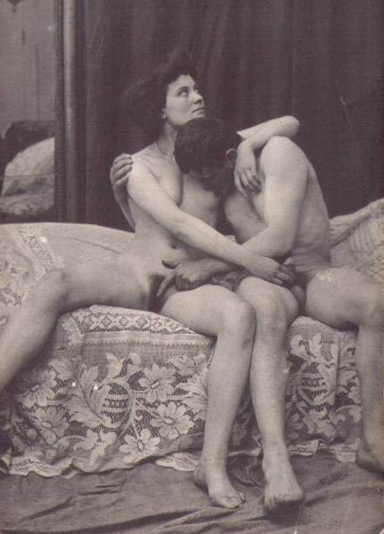 старинные секс фото