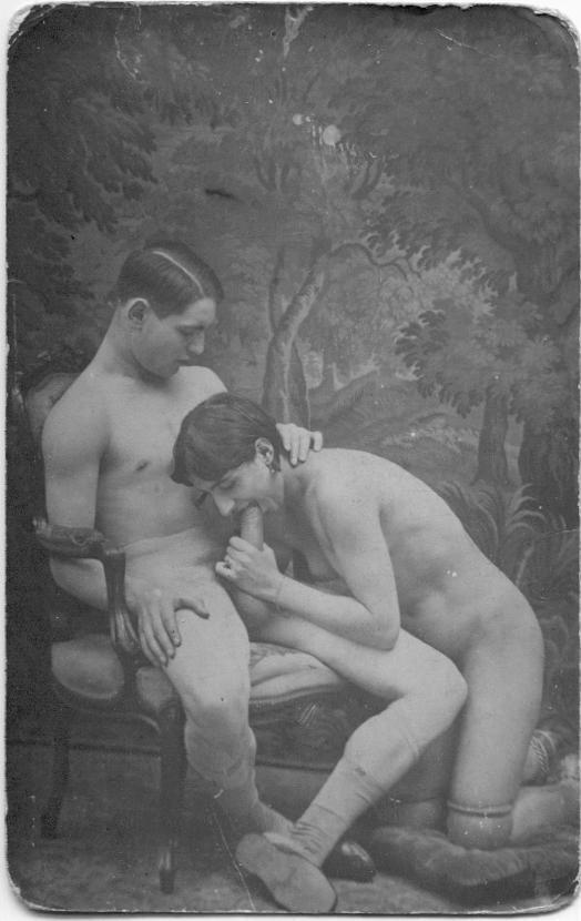 фото геи ретро
