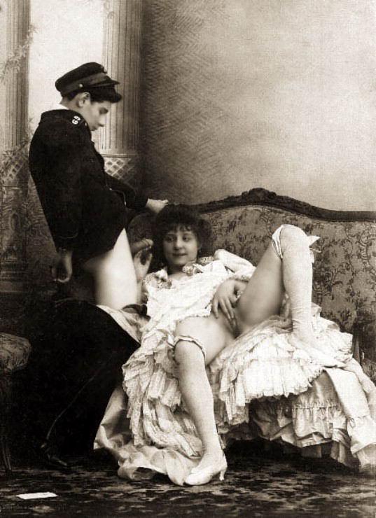 Порно фото 20 века