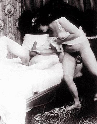 фото винтаж секс