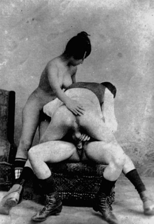 Порнография в царской россии