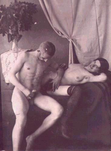 ретро порно мастурбация фото
