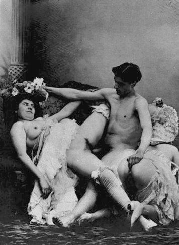 Порнографический фото
