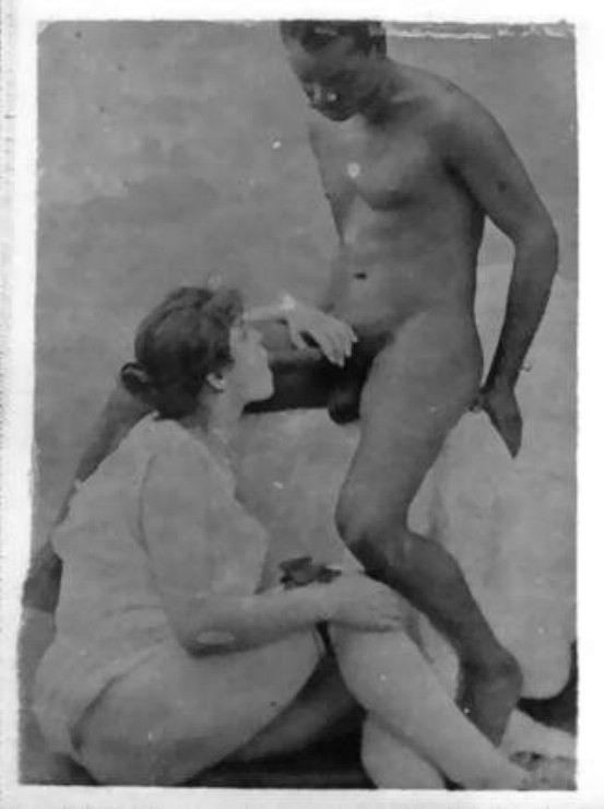 старые черно белые порно фото
