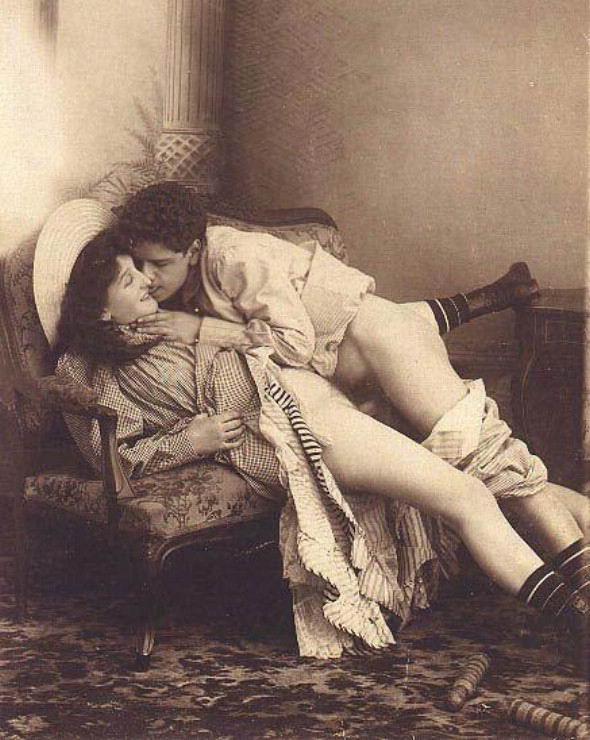 Секс 20 века фото