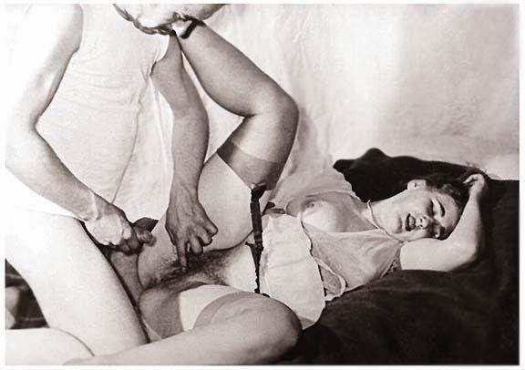 порно ретро в панталонах фото