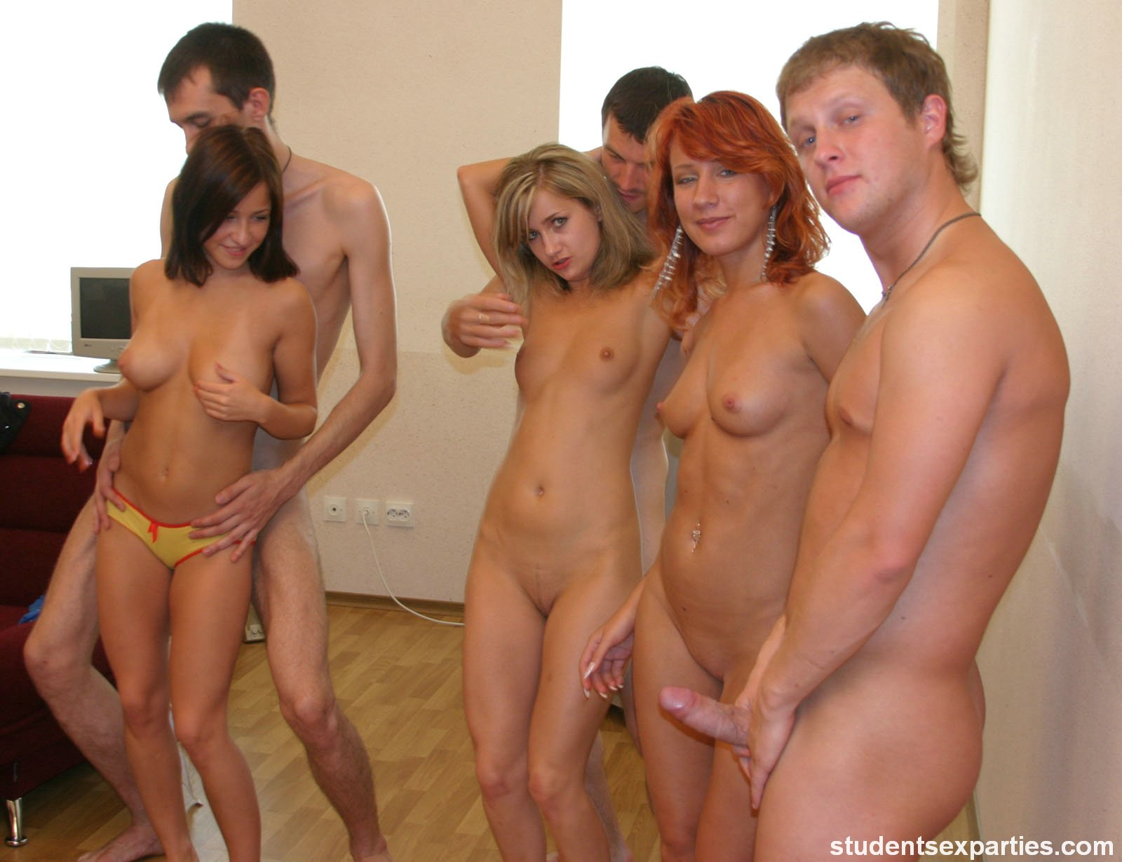 Bachelor party orgie 3
