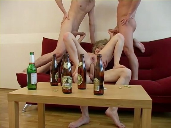 College Foursome Party romp Full Play