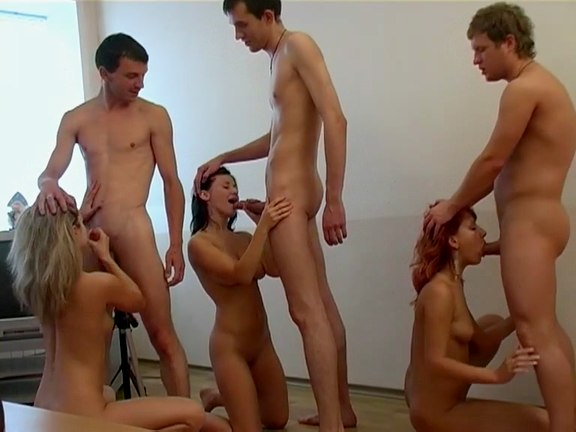 Boozed Students Dances Entice Guys for Fuck