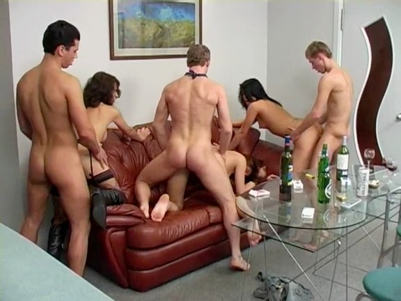 Student Sex Parties group sex video