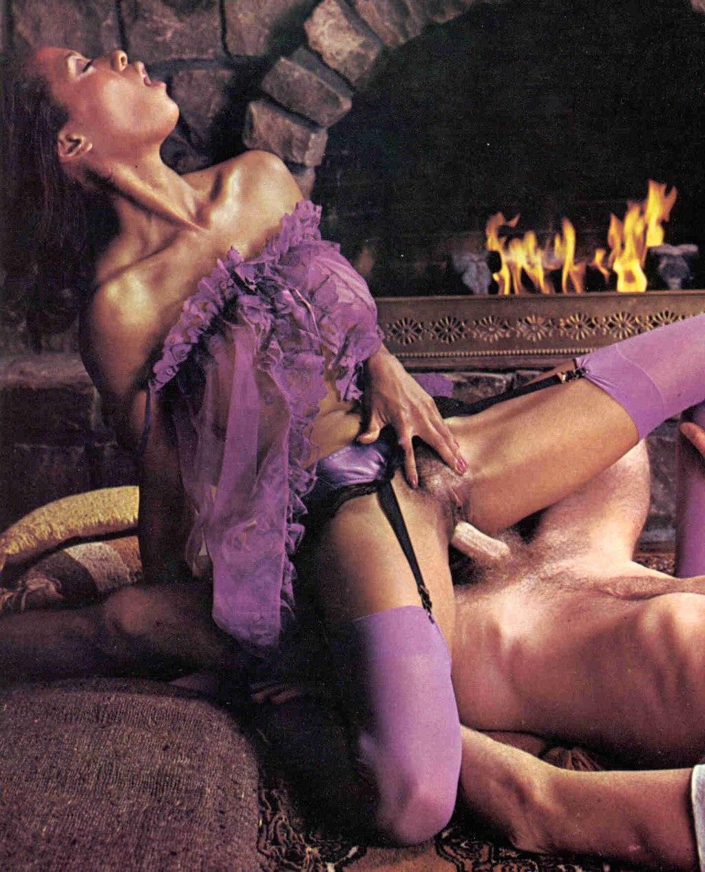 1970s vintage xxx john holmes amp desiree west 3