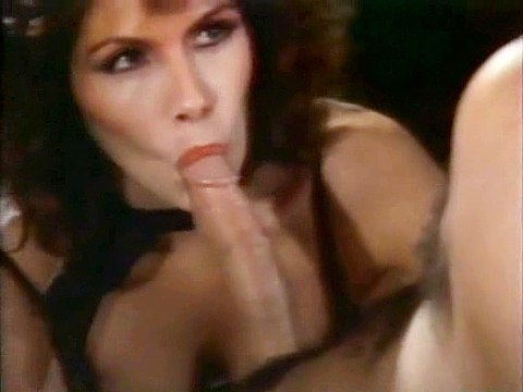 These great vintage sex scenes made classic porn stars