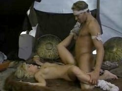 01 Victoria Paris takes part in an amazing threesome