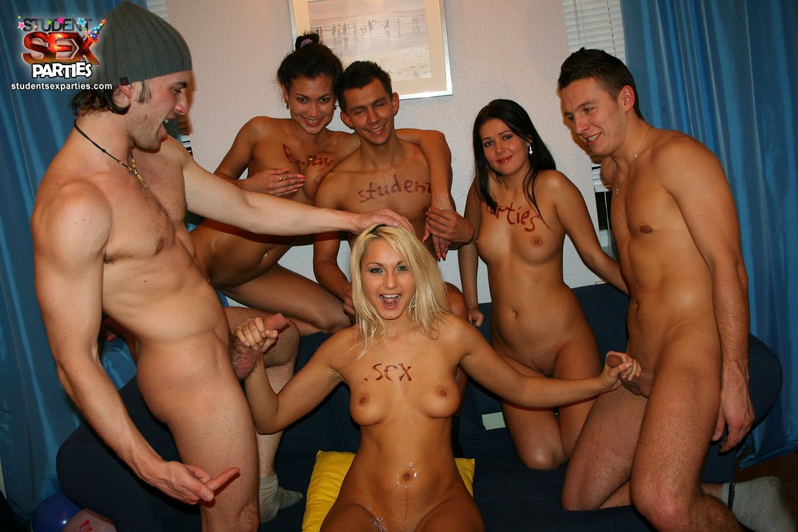 group college orgy